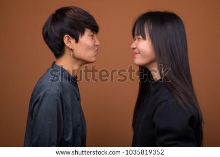 Black asian lesbian