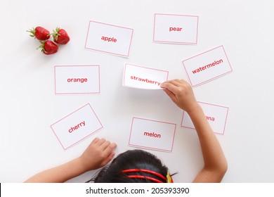 Study of English word