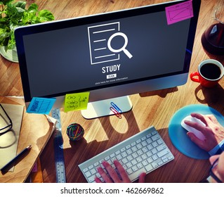 Study Results Analysis Discovery Investigation Concept