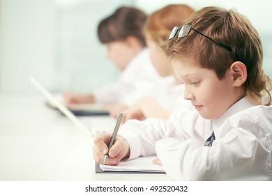 Studying preschoolers