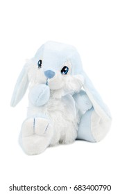 Stuffed easter bunny toys