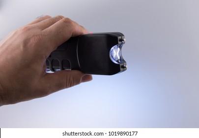 Stun gun ,taser, electroshock protection
