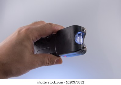 Stun gun , taser,electroshock protection