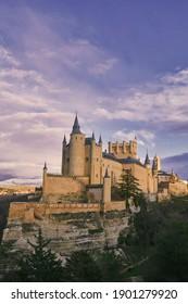 The stunning Alcazar of Segovia