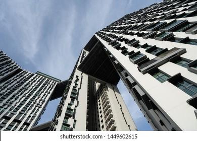 Stunning condo/HDB in Singapore near Tanjong Pagar
