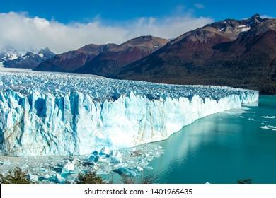 Stunning Glacier Perito Moreno in Argentina