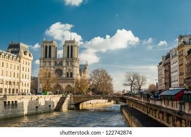 Stunning Notre Dame