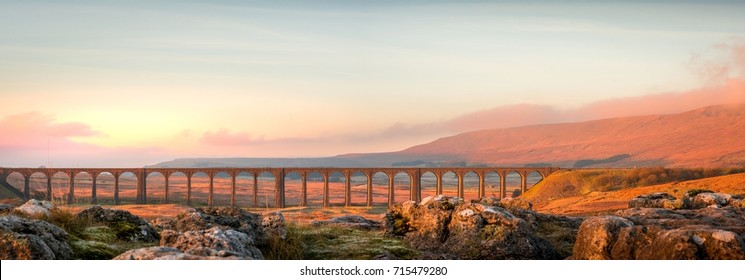 Stunning Ribblehead Viaduct