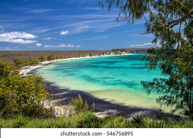 Stunning torquise water on the coast near Diego Suarez ( Antisiranana ), Madagascar