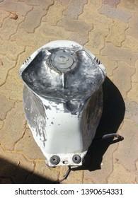 stunt bike tank repair dented tank for tank based stunts