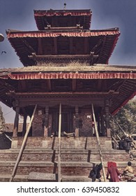 Stupa of Kathmandu City