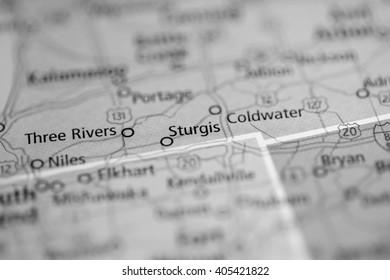 Sturgis. Michigan. USA