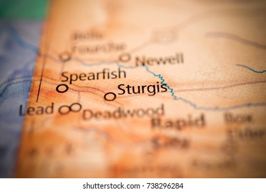Sturgis, South Dakota.