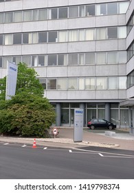 Stuttgart, Germany - 06/09/2019: The image shows Mahle GmbH in Feuerbach, Stuttgart.