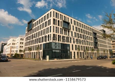 Stuttgartgermany May 232018 Daimler Fleetboard This Stock Photo