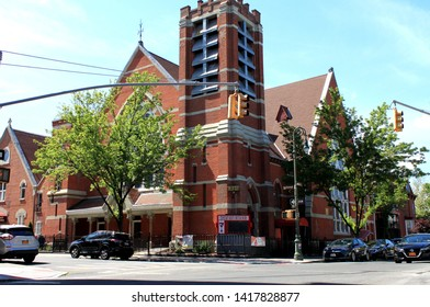 Stuyvesant Heights Christian Church, oldest in NY Area organized by Blacks. occupied this property at 69 MacDonough Street in bedford Stuyvesant section of Brooklyn since 1944 Brooklyn NY June 20 2019