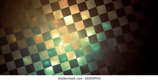 Stylish abstract background with iridescent highlights, topics close to racing and speed
