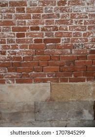 stylish beautiful brick wall background