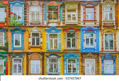 Stylish and colorful Windows collection