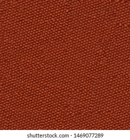 Stylish dark brown tissue background. Seamless square texture, tile ready.