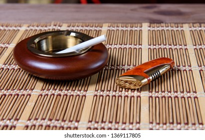 Incredible Cigarette Lighter On Table Images Stock Photos Vectors Interior Design Ideas Gentotryabchikinfo