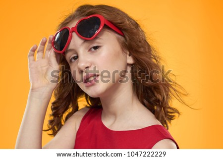 594e919d0abc Stylish girl glasses stock photo edit now shutterstock jpg 450x320 Stylish  girl goggles