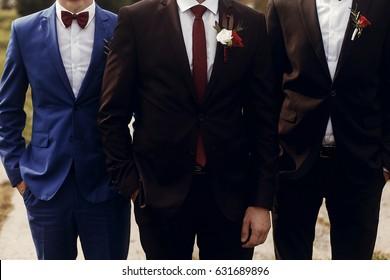 Wedding Suit Images, Stock Photos & Vectors   Shutterstock
