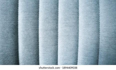 stylish light blue furniture upholstery stipes background