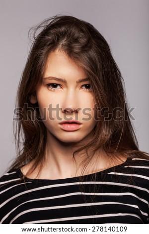 European model adult