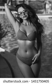 e9e06f4aba7 Bikini Images, Stock Photos & Vectors | Shutterstock