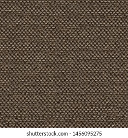 Stylish tissue background in brown tone. Seamless square texture, tile ready.