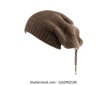 Stylish Woman Hat Isolated
