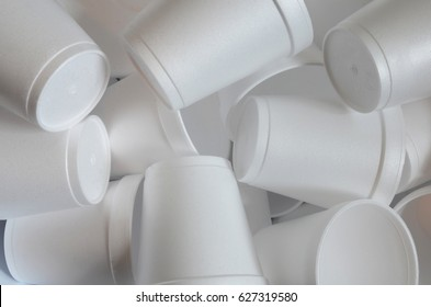 Styrofoam Cup Background
