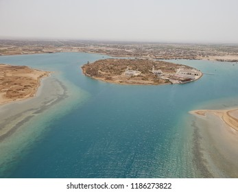 Suakin, Sudan - 12 September 2018: Suakin Island