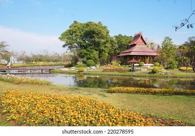 Suanluang RAMA IX, King Rama IX Park