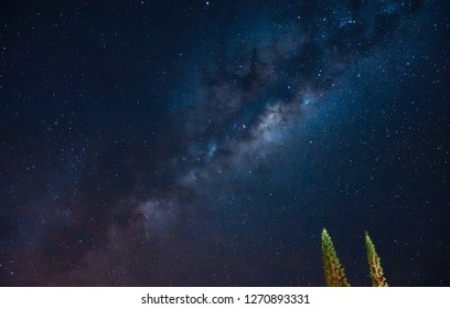 Sublime Milky way