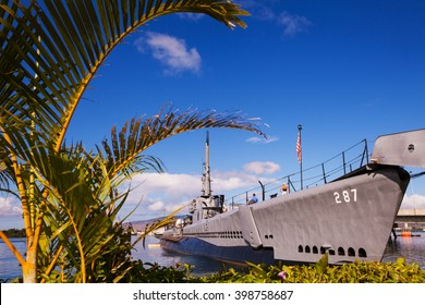 Submarine, Hawaii, USA