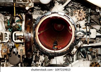 Submarine Torpedo Tube