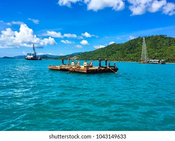 SUBSEA WATER SUPPLY PIPELINE PROJECT FROM KHANOM DISTRICT TO KOH SAMUI, SURAT THANI PROVINCE , THAILAND.