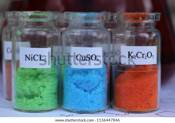 Substances That Used Analytical Chemistry Electroplating