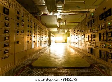 substation room