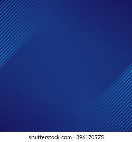 Subtle Gradient Blue Lines Background Pattern