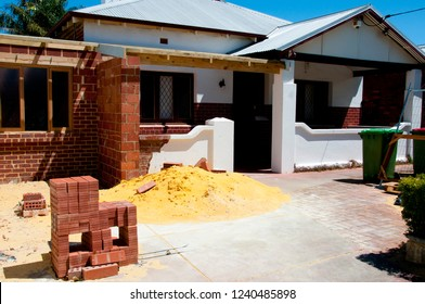 Suburb House Construction