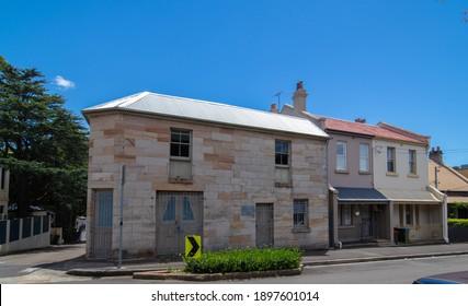 Suburban house in Sydney NSW Australia