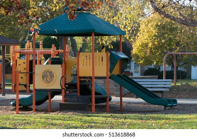 Suburban playground