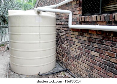Suburban Water tank 1