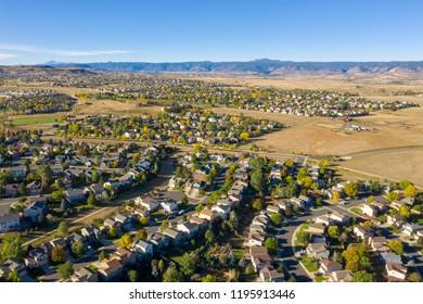 Suburbs and Surburban Sprawl in Small Town Colorado
