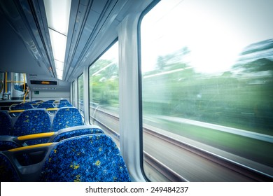 Subway carriages