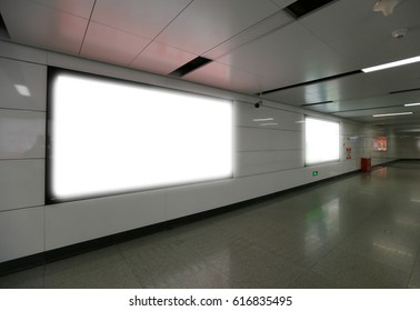 Subway light box