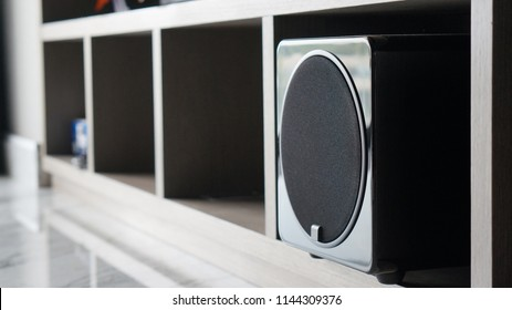 Subwoofer Speaker On Focus